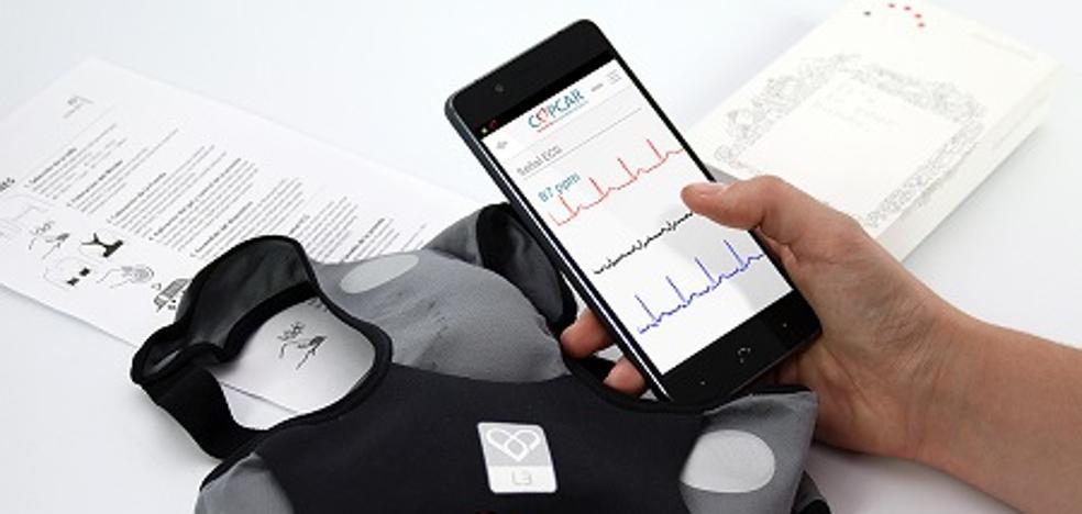 El móvil detectará un infarto antes que el propio paciente