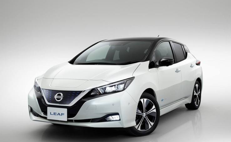 Nissan Leaf, mayor autonomía, seguridad y diseño