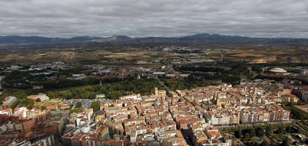 La Rioja, a vista de 'Caimán'