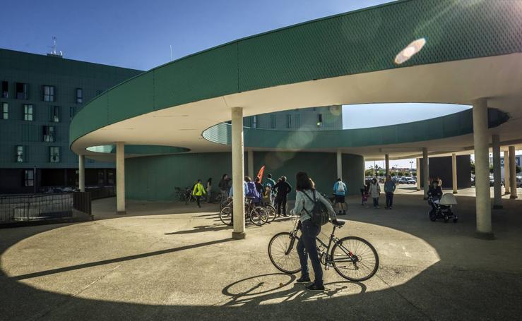 Recorrido arquitectónico en bici