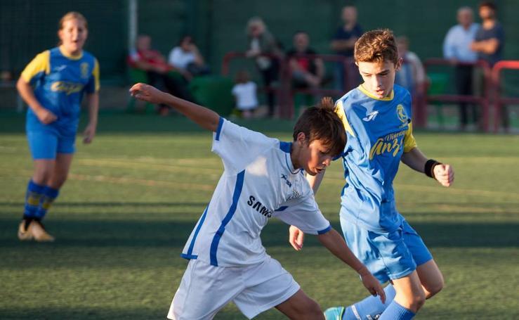 Torneo Alevín de fútbol 8