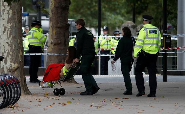 La psicosis terrorista se apodera de nuevo del corazón de Londres