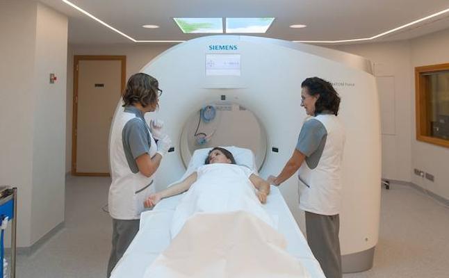 El escáner más avanzado se instala en la Clínica Universidad de Navarra