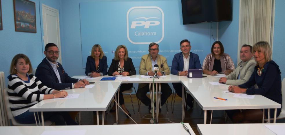 Portillo designa a Eguizábal secretario del PP y a Antoñanzas, portavoz