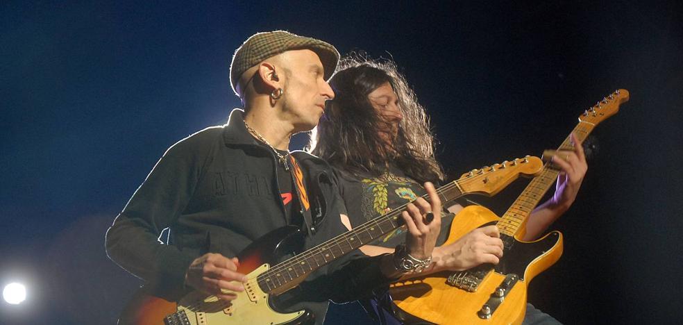 Fito & Fitipaldis incluye Logroño en su gira del 20 aniversario