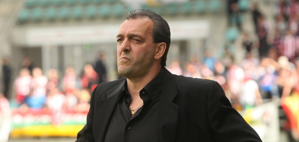 Nacho Martín es el nuevo entrenador del Izarra
