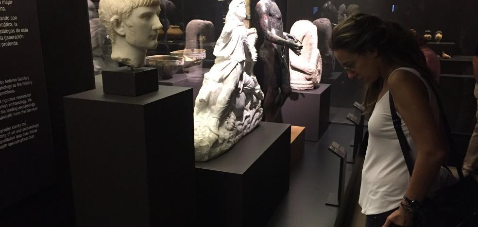 La arqueología en 150 piezas