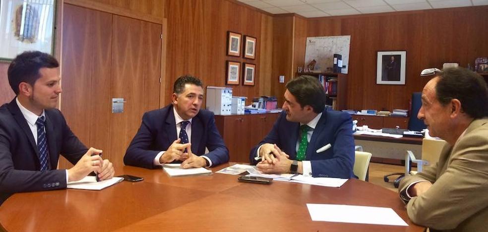 La Rioja y Castilla y León quieren avanzar en la mejora de las infraestructuras