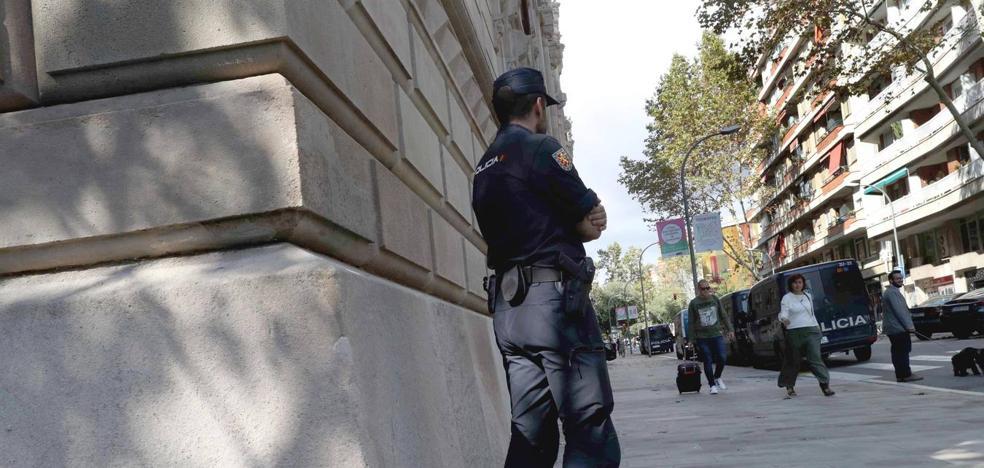 C's pide que el Parlamento riojano reconozca la labor de Policía y Guardia Civil