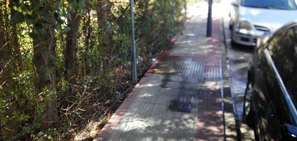 La Guindilla: se fuga el agua «día tras día» en Villamediana