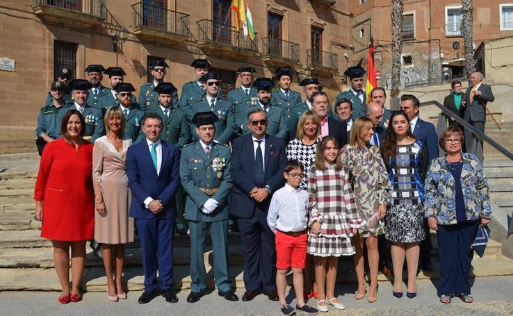 Celebración del Día del Pilar en Calahorra