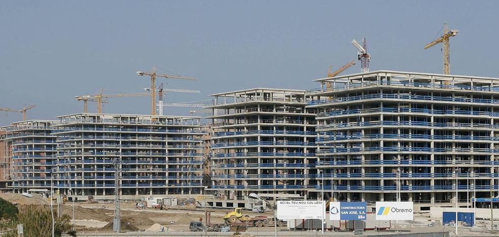 El sector de la construcción ha perdido en La Rioja cuatro de cada diez autónomos en la última década