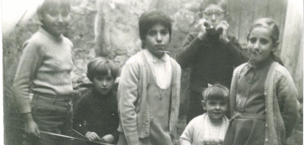La Retina: vecinos de Bezares en el año 1974