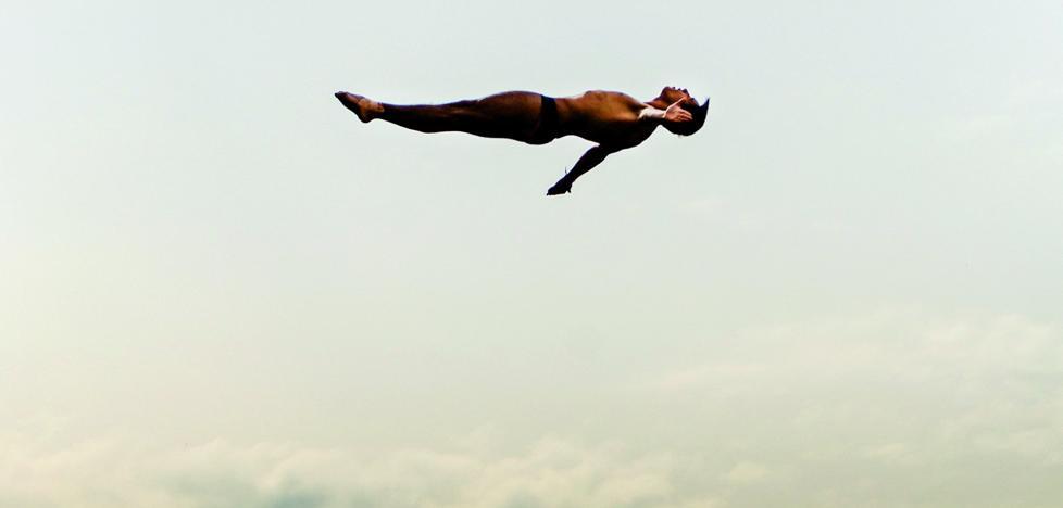 Un salto de altura para un retrato íntimo