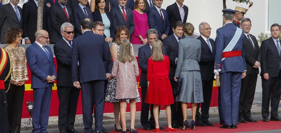 Sánchez quiere que Rajoy limite la aplicación del 155 a la convocatoria de elecciones