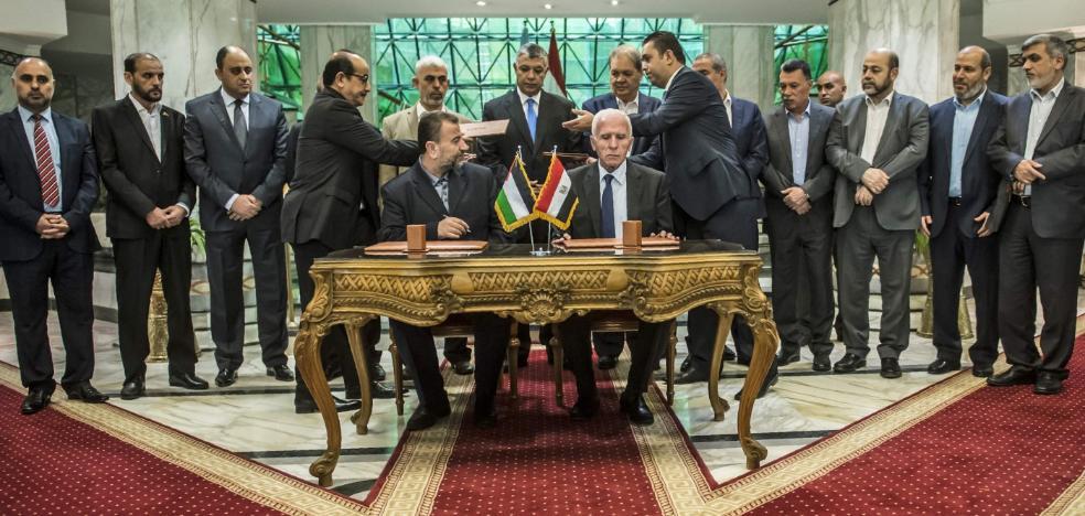 Hamás y Al Fatah dan un paso más hacia la unidad palestina