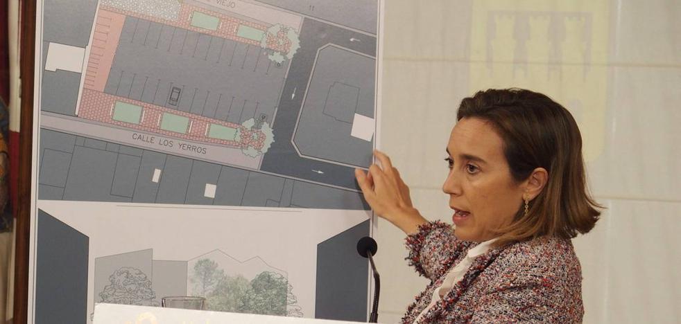 El Ayuntamiento peatonalizará Los Yerros y Hospital Viejo