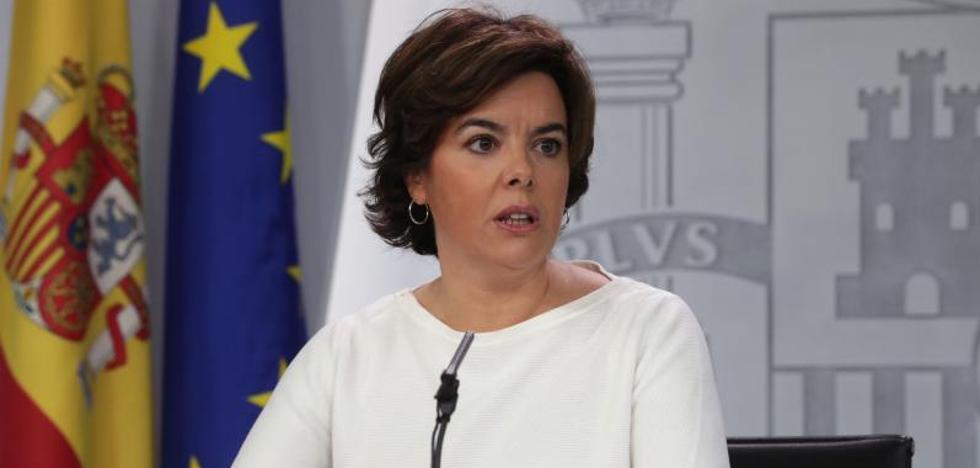 El Gobierno anticipa a Puigdemont que podrá defender su postura en el Congreso