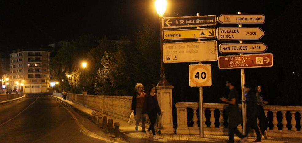 Adjudicada la renovación de redes del puente sobre el Tirón en Haro por 82.025 euros