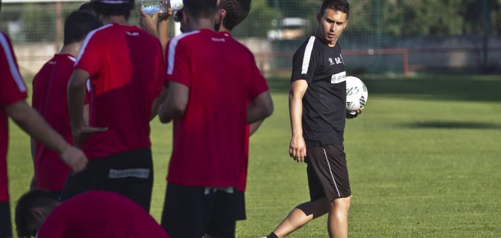 «Si el Tudelano es más intenso en las segundas jugadas, tendremos problemas»