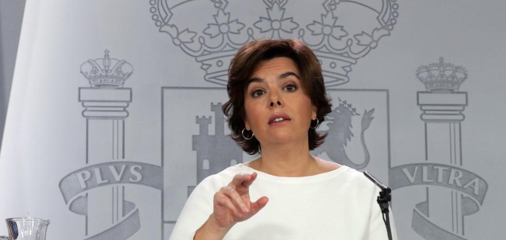 El Gobierno estrecha el cerco para que Puigdemont admita que no hay ruptura