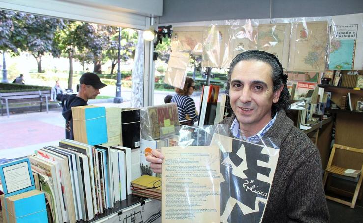 La 37ª Feria del Libro Antiguo y de Ocasión de Logroño