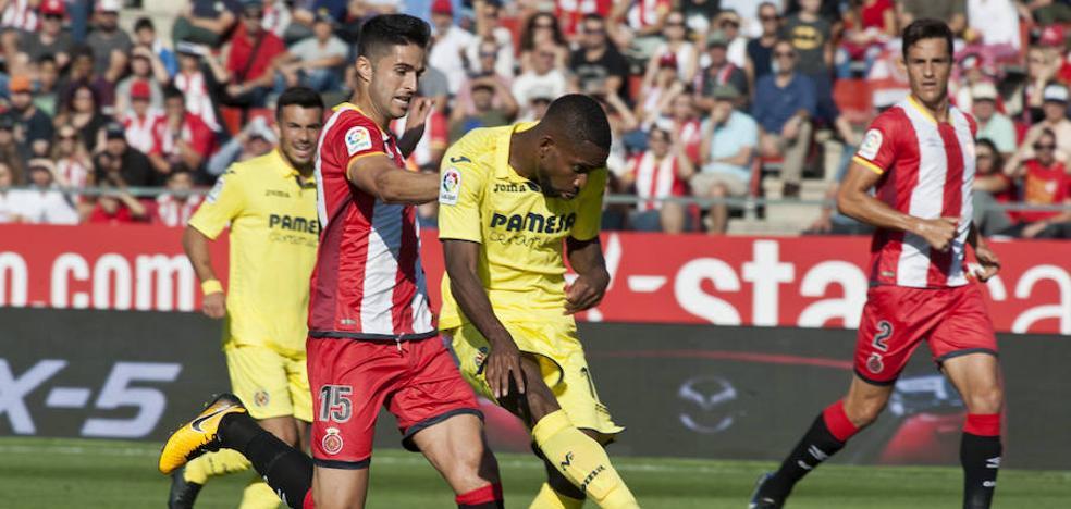 El Villarreal exhibe su pegada ante el Girona
