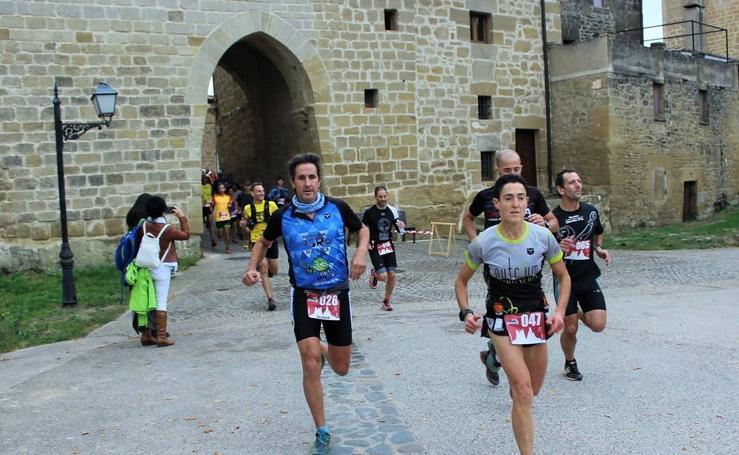 II Medio Maratón de Montaña 'Gregorio Ascacíbar' de Sajazarra