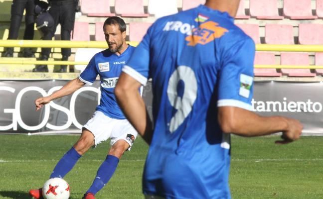 La UD Logroñés también se quedó a cero en Tudela