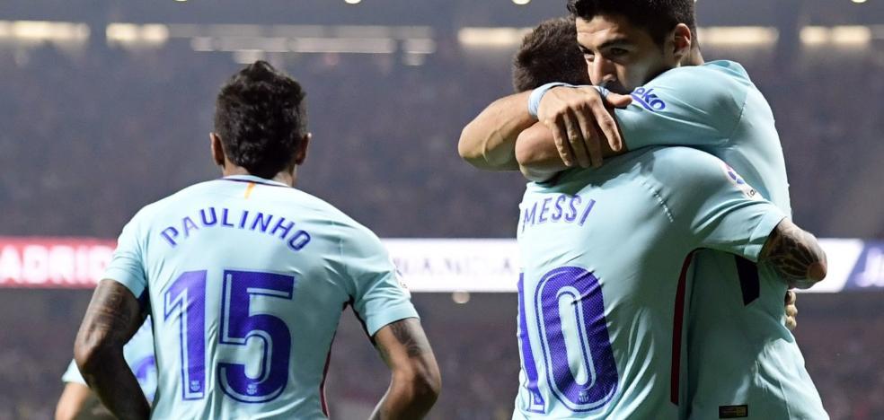 El Barça es más fuerte, pero no borra sus dilemas