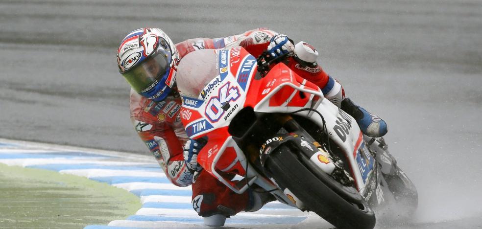 Dovizioso y Márquez elevan MotoGP con una batalla épica