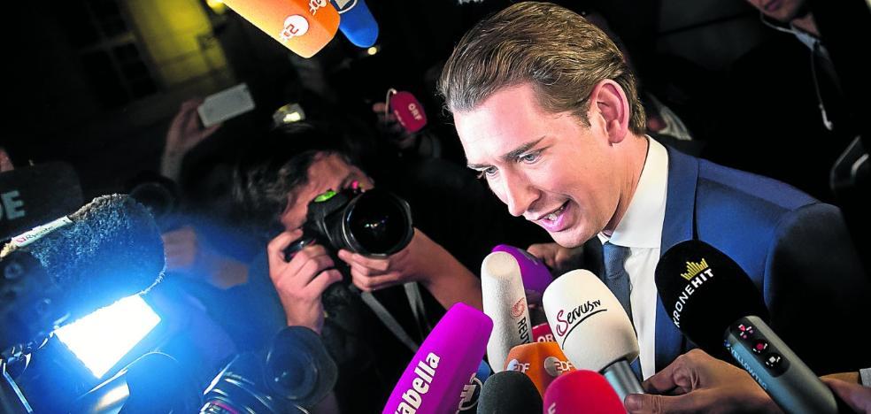 Austria se escora a la derecha