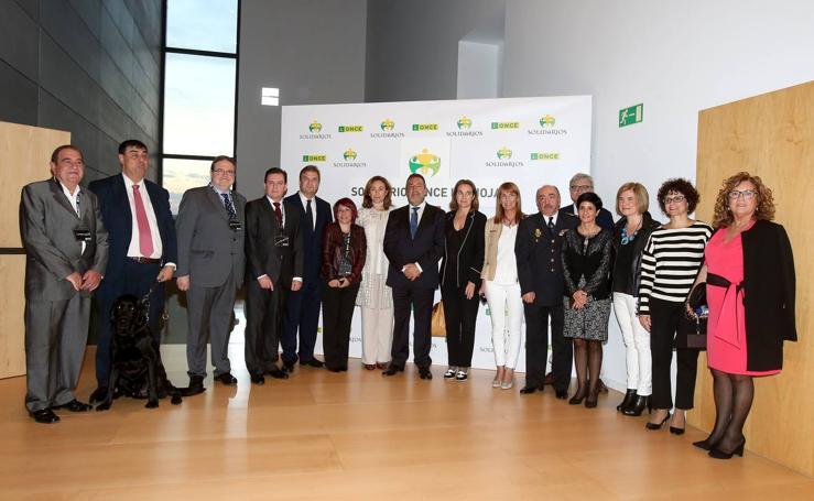 Premios Solidarios ONCE La Rioja 2017