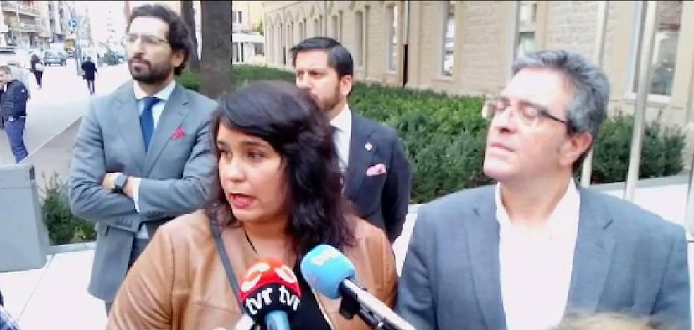 Alonso y San Martín (C's) confían que la juez archive las diligencias previas por un presunto delito de malversación