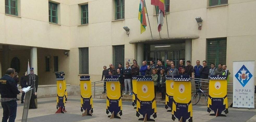 La Policía Local patrullará por Logroño con «voluntarios minions» ante la falta de personal