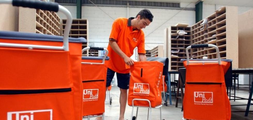El ERE de Unipost pone en riesgo el puesto de sus 60 trabajadores en La Rioja