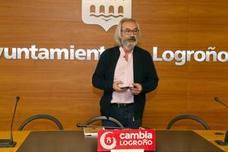 Cambia Logroño pide la rescisión del contrato del Centro de Acogida de Animales