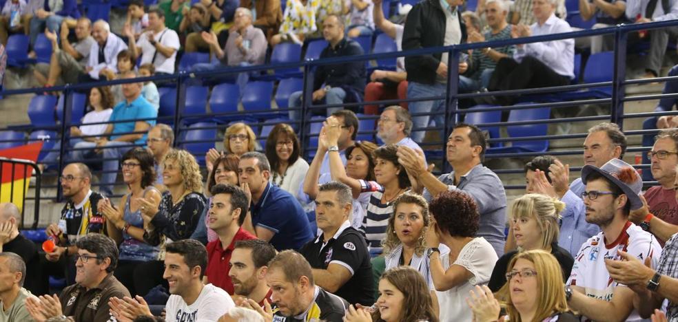 El Logroño espera a su rival europeo