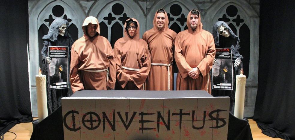 'Conventus' dará miedo