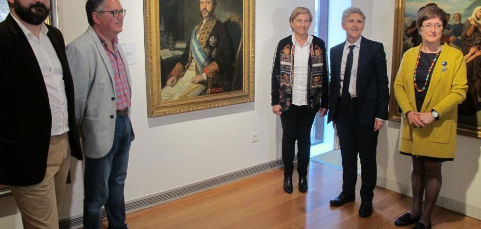 La exposición sobre Manuel de Orovio contará con el retrato de Madrazo