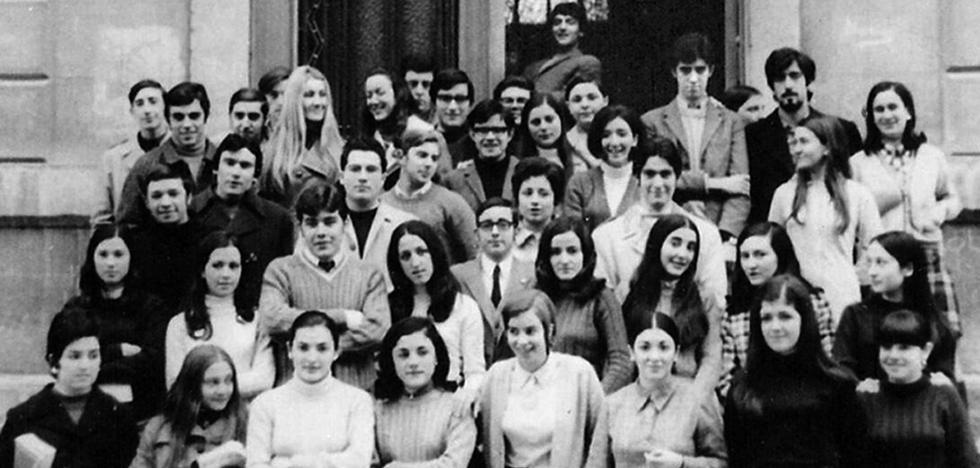 La Retina: alumnos de la Escuela de Comercio