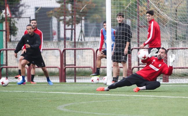 Miguel Martínez se entrena con normalidad después de sus dos semanas de 'descanso'