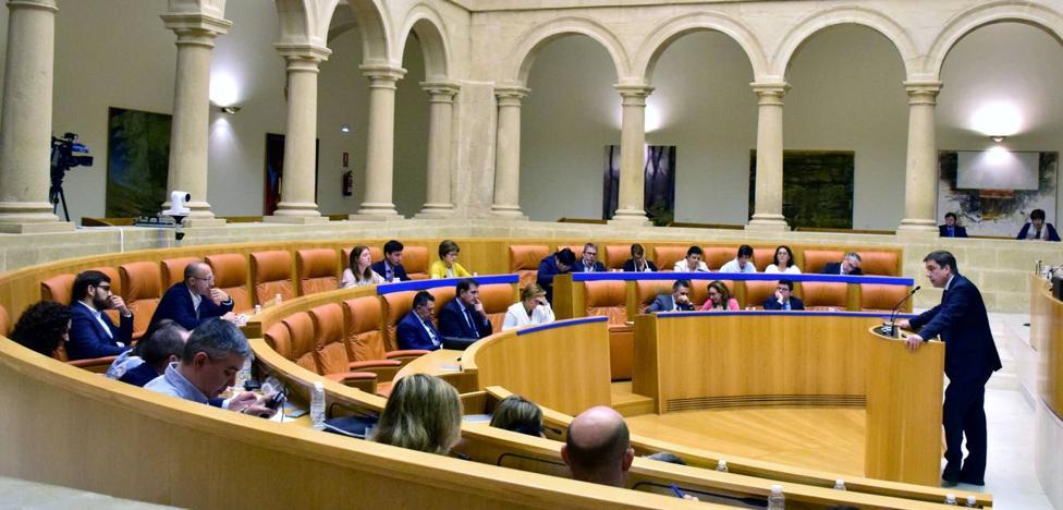 Llera: «El sistema electoral de La Rioja es un lujo»