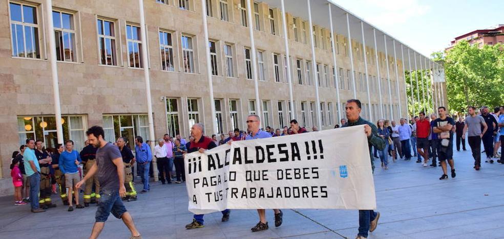 La Junta de Personal del Ayuntamiento anuncia movilización «hasta que se pague lo que se debe»