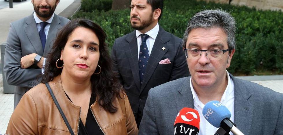 La juez archiva el caso contra Alonso y San Martín