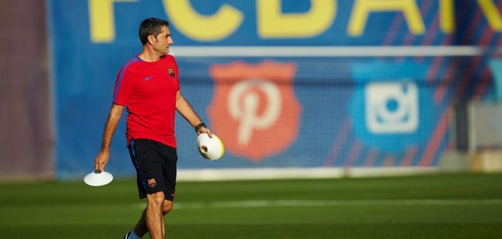 Valverde: «Le pongo un 10 a lo que llevamos de temporada»