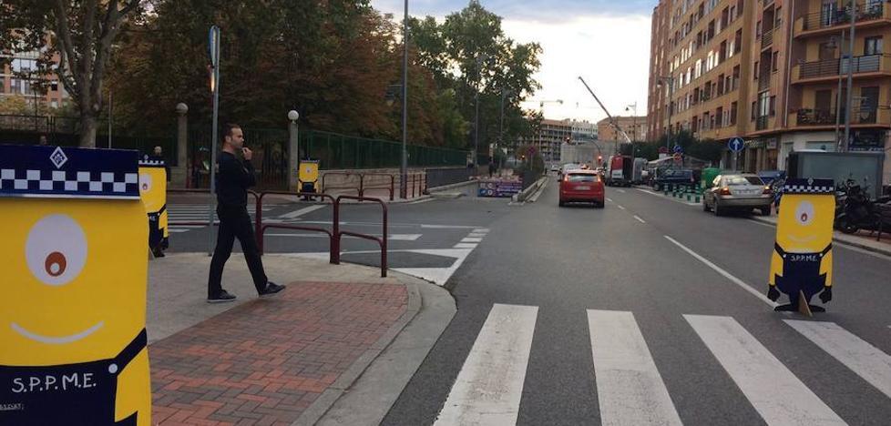 Los 'minion' ya patrullan la ciudad