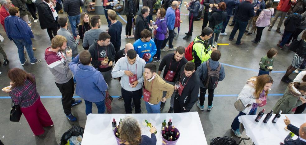Jornada dedicada a la cultura y el vino en Nalda