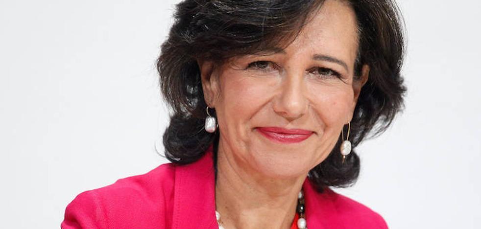 Santander gana 5.077 millones hasta septiembre, un 10% más