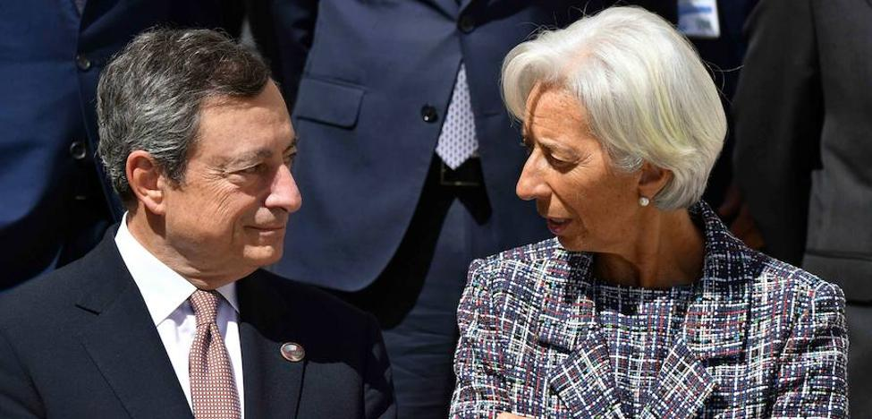 El BCE confirma la retirada progresiva de los estímulos